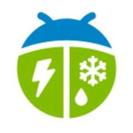 WeatherBug logo