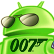 Android 007 logo