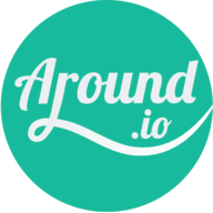 Around.io logo