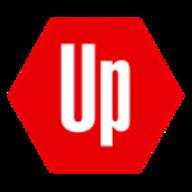 isUp logo