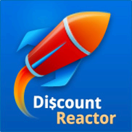 Discount Reactor logo