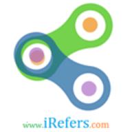 iRefers logo