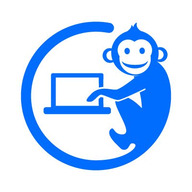 Downtime Monkey logo