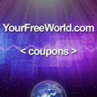 YourFreeWorld Coupons logo
