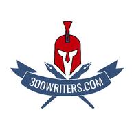 300 Writters logo
