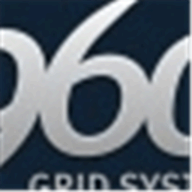 960 Grid System logo