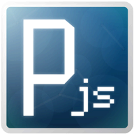 Processing.js logo