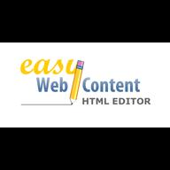 Easy WebContent HTML Editor logo