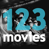 123Moviesc logo