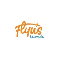 Flyus Travels logo