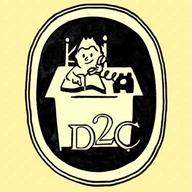 1-800-D2C logo