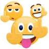 Middle Finger Emoji Sticker logo