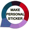 Sticker Maker WAStickerApps logo
