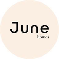 June Homes logo