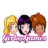 Girls Go Games logo