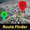 GPS Alarm Route Finder logo
