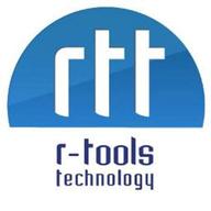R-Crypto logo