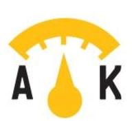 AK Cars London Minicabs logo
