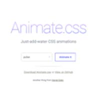 Animate.css logo