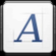 Font Manager logo