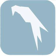 Parrot Security OS logo