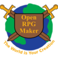 Open RPG Maker logo