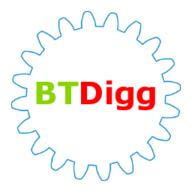 BTDigg logo
