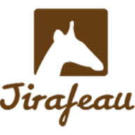 Jirafeau logo