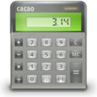 Gnome calculator logo