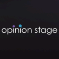 Opinion Stage logo