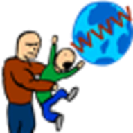 SelfRestraint logo