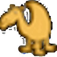 Camel Disc Catalog logo