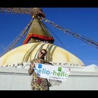 Hello-Hello logo