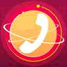 Phoner Second Phone Number logo