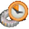 Scheduled tasks logo