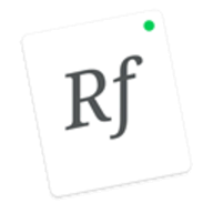 RightFont logo