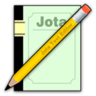 Jota Text Editor logo