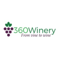 360Winery logo