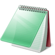 Notepad3 logo