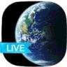 Rotating Earth Wallpaper HD logo