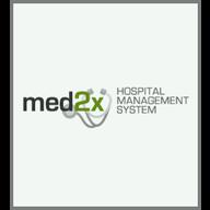 Med2x Dental Practice Management System logo