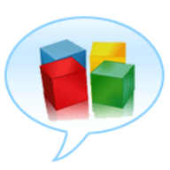 Zoho Discussions logo