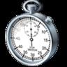 Ethervane Stopwatch logo