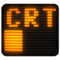 Cool Retro Term logo