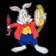 WhiteRabbit logo