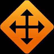 across logo