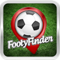 Footy Finder logo