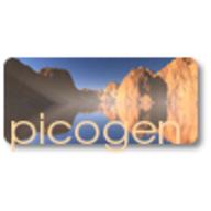 Picogen logo