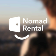 Nomad Rental logo