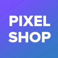 Pixelshop logo